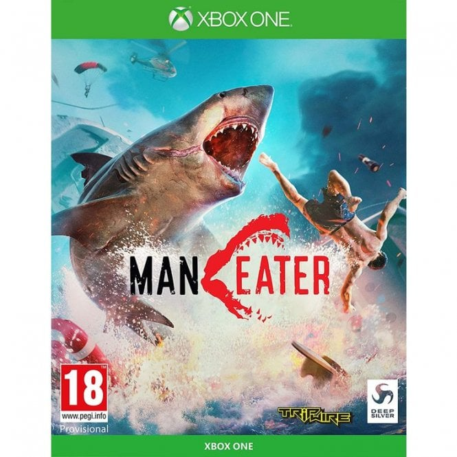 Maneater Day 1 Edition Xbox