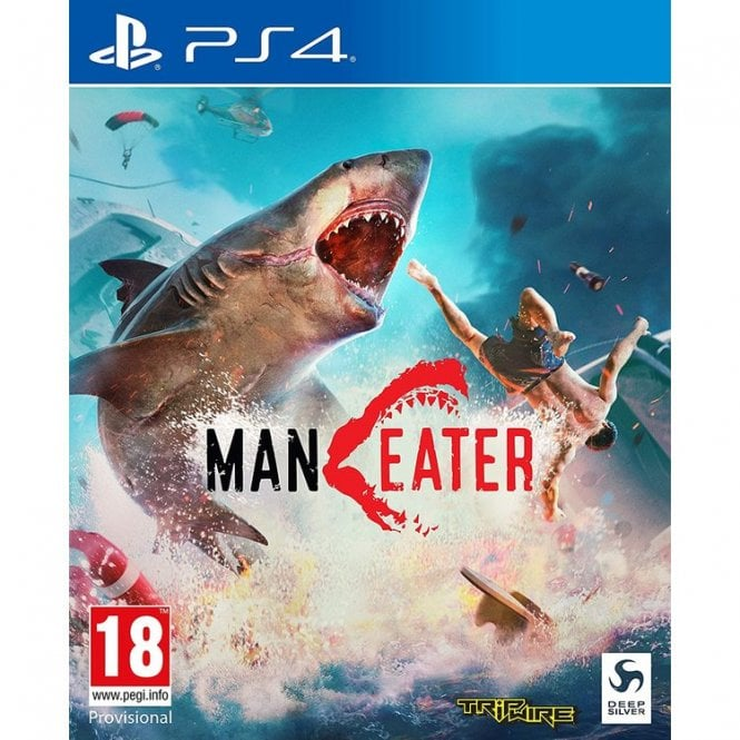 Maneater - Day One Edition PS4