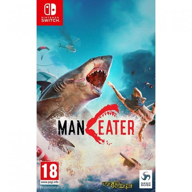 Maneater - Day One Edition Switch