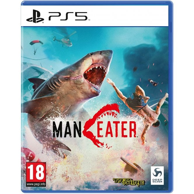 Maneater Standard Edition PS5