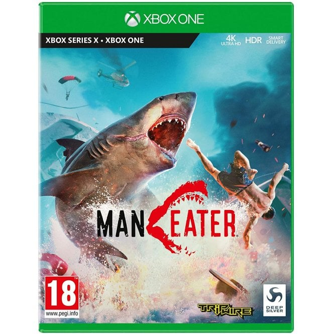 Maneater Standard Edition Xbox
