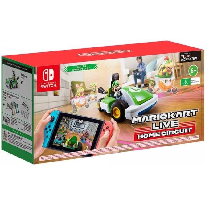 Mario Kart Live Home Circuit Luigi Switch