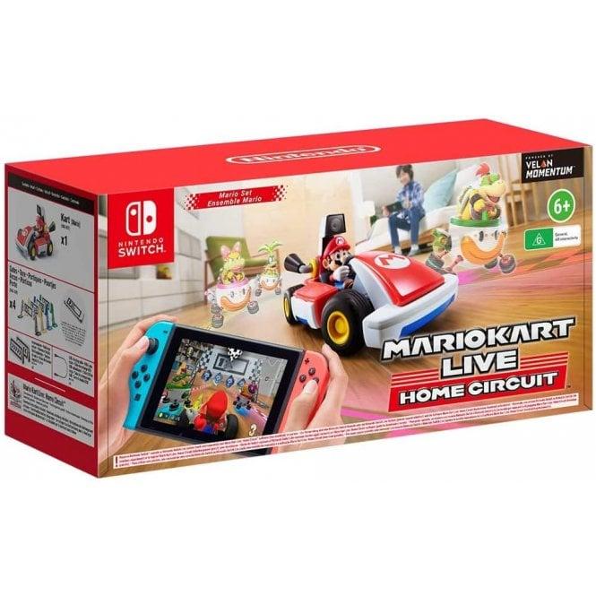 Mario Kart Live Home Circuit Mario Switch
