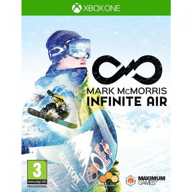 Mark Mc Morris Infinite Air Xbox