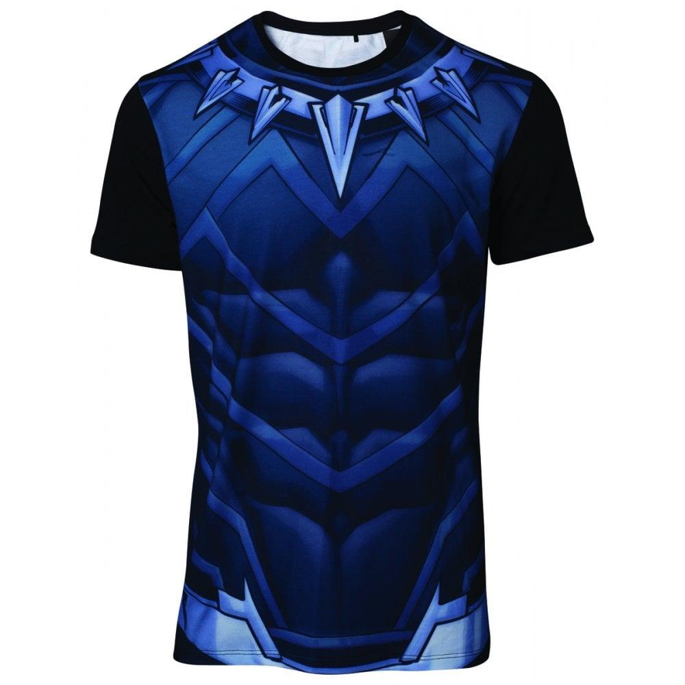 Marvel Mens The Black Panther T-Shirt
