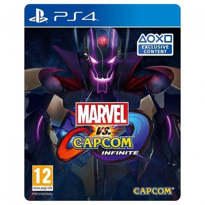 Marvel Vs Capcom Infinite Deluxe PS4