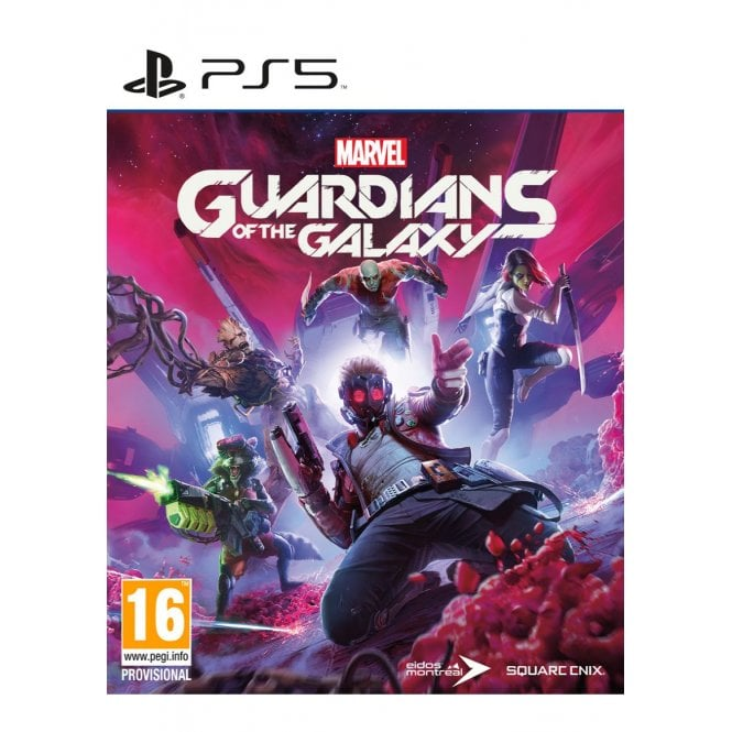 Marvel's Guardians of the Galaxy PS5