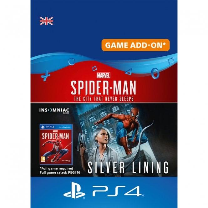 Marvels Spider-Man: Silver Lining