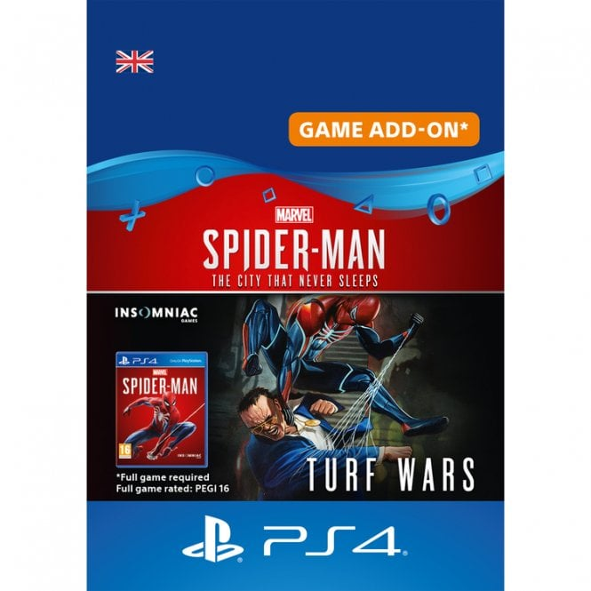 Marvels Spider-Man: Turf Wars