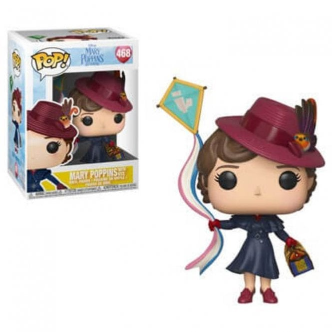 Mary Poppins Mary with Kite POP! Vinyl