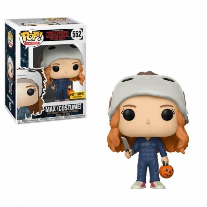 Max in Myers Costume POP! Vinyl