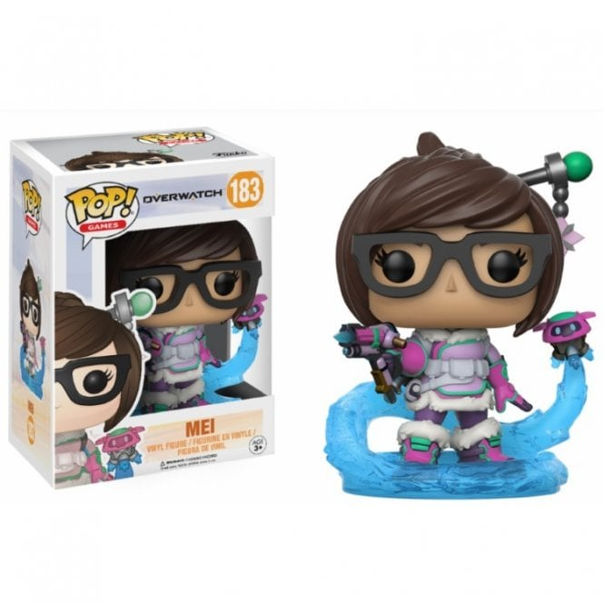 Mei Snowball Colour Exclusive POP! Vinyl