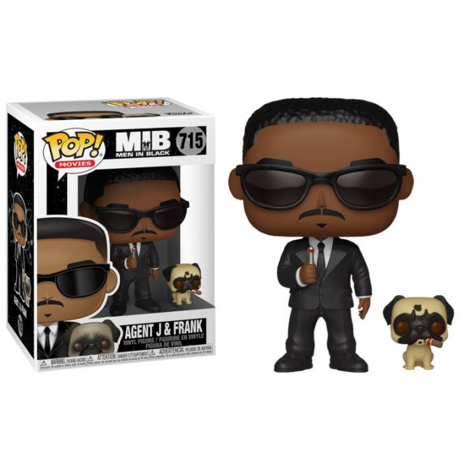 Men In Black Agent J & Frank POP! Vinyl