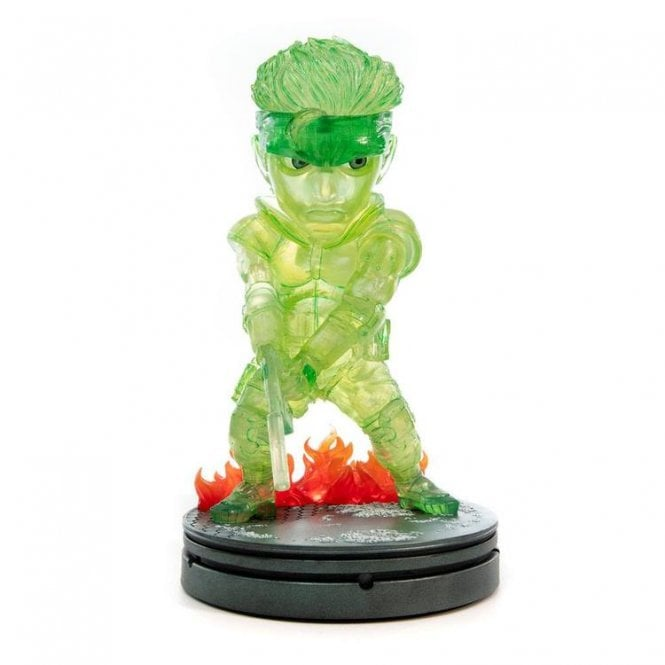 Metal Gear Solid - Solid Snake PVC SD Statue Stealth Camouflage Neon Green Ver.