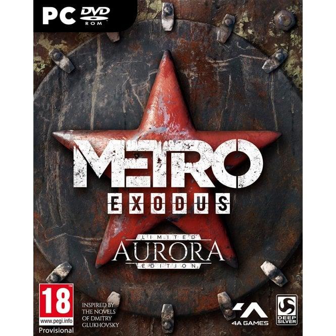Metro Exodus Aurora Limited Edition PC