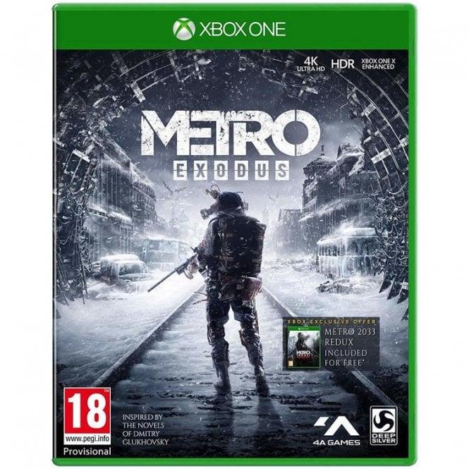 Metro Exodus Day One Edition Xbox