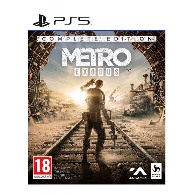 Metro Exodus G.O.T.Y PS5