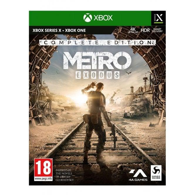 Metro Exodus G.O.T.Y Xbox