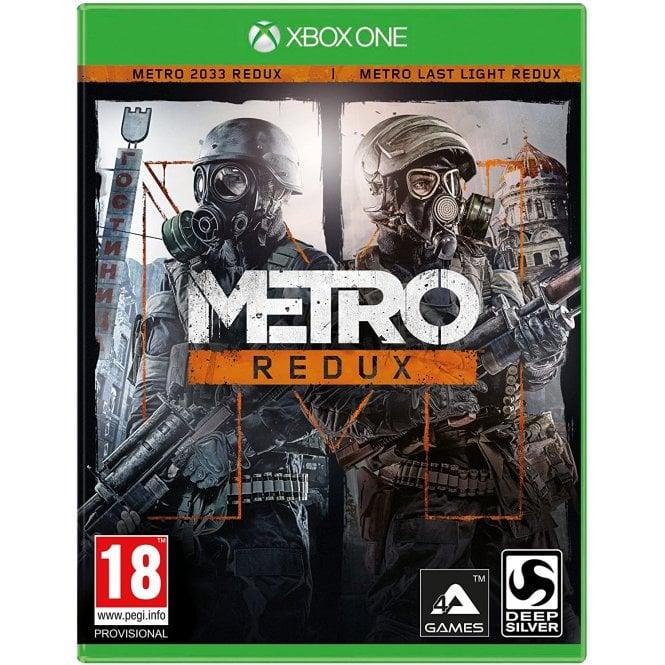 Metro Redux Xbox