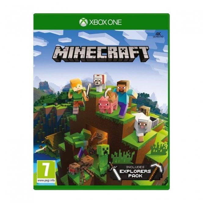 Minecraft Explorer's Pack Xbox