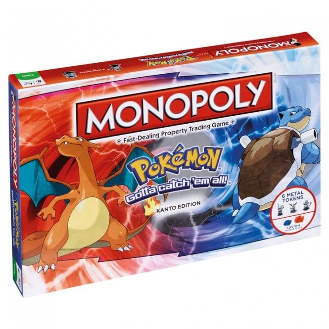 Monopoly Pokémon