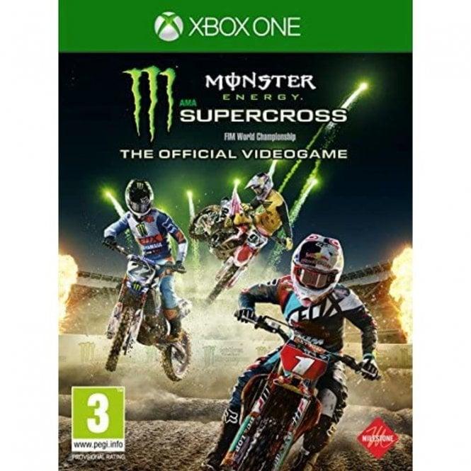 Monster Energy Supercross Xbox