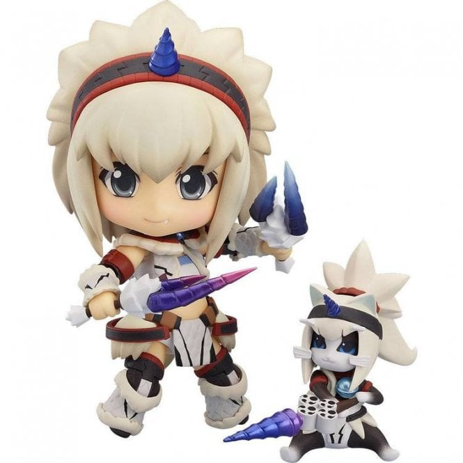 Monster Hunter 4 Hunter Nendoroid Female Kirin Edition