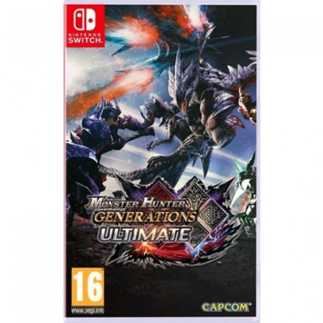 Monster Hunter Generations Ultimate Edition Xbox One