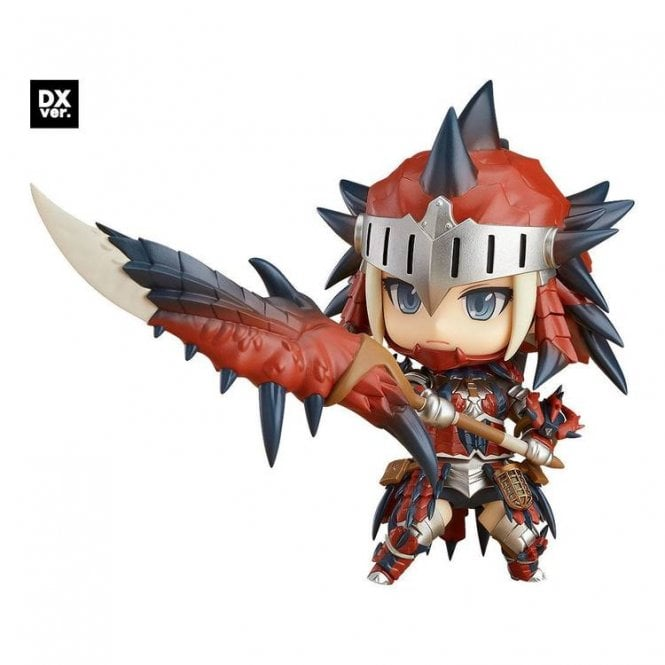 Monster Hunter Nendoroid Female Rathalos Armor Edition DX Ver.