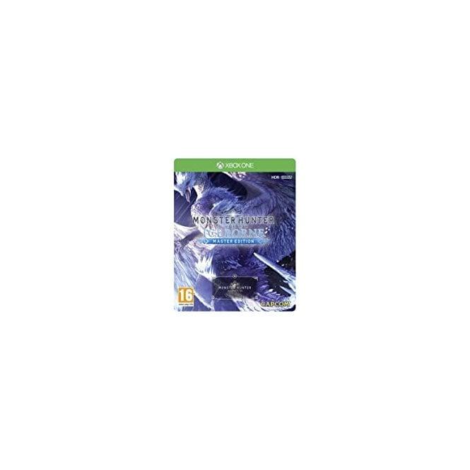 Monster Hunter World Iceborne Master Editon Steelbook Xbox