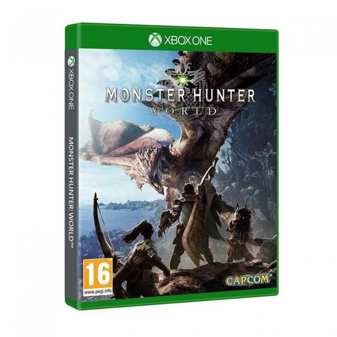 Monster Hunter World Xbox