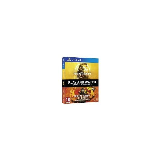 Mortal Kombat 11 & Scorpions Revenge Bundle PS4