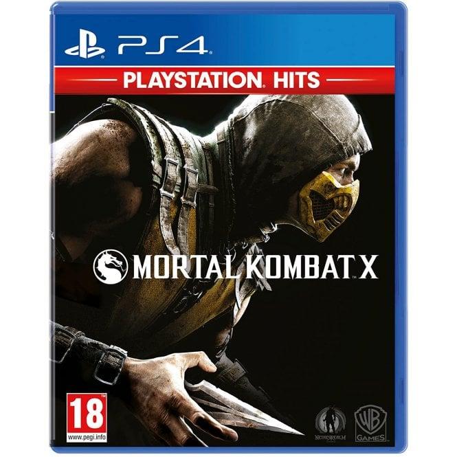 Mortal Kombat X Hits PS4
