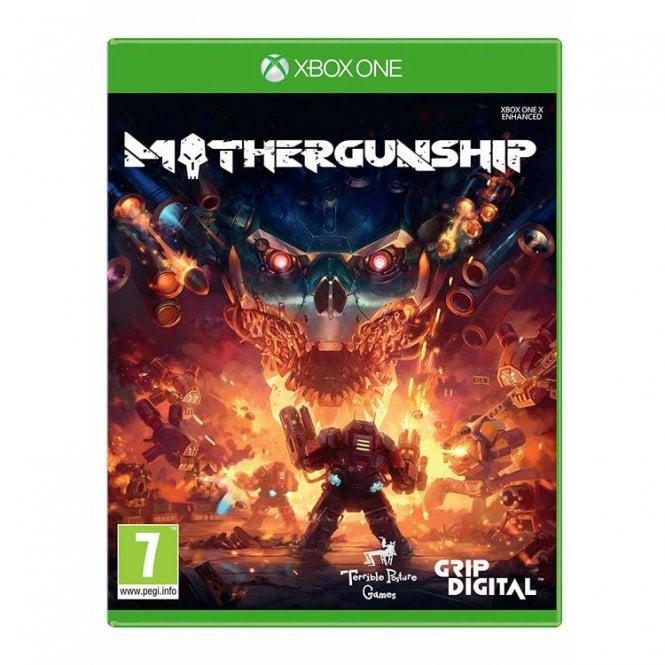 Mothergunship Xbox