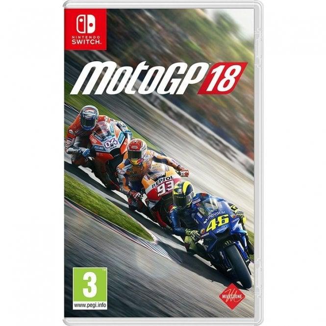 Moto GP 18 Switch