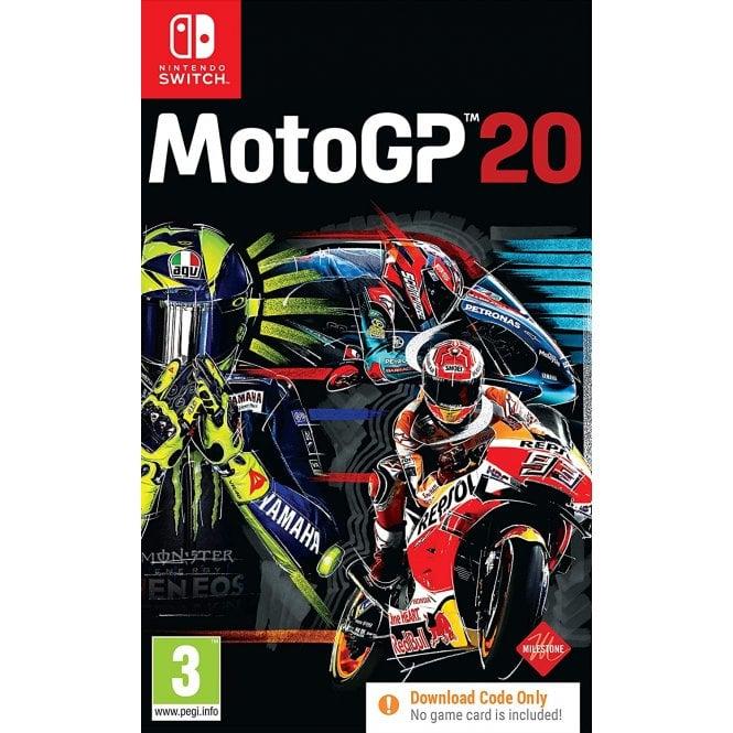 MotoGP 20 Switch