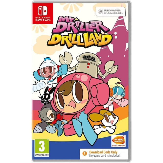 Mr. DRILLER DrillLand Switch