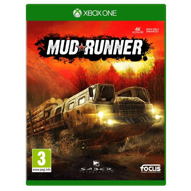 MudRunner Xbox