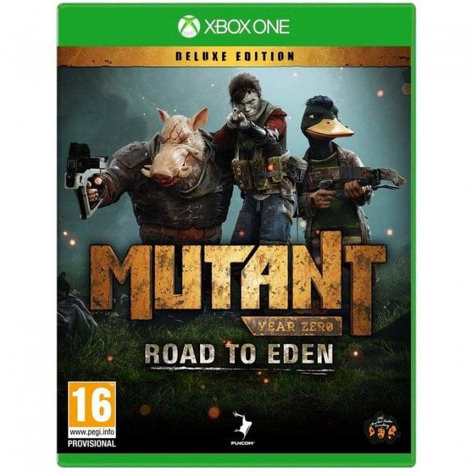 Mutant Year Zero Road To Eden Xbox