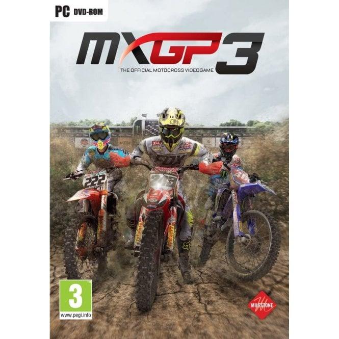 MXGP 3 PC