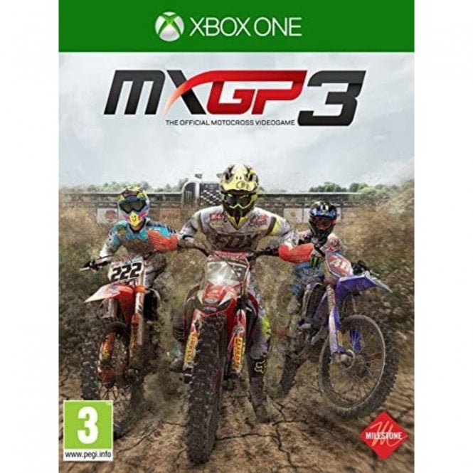 MXGP 3 Xbox