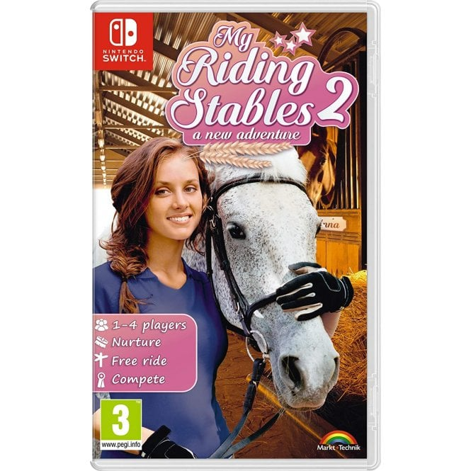 My Riding Stables 2 A New Adventure Switch