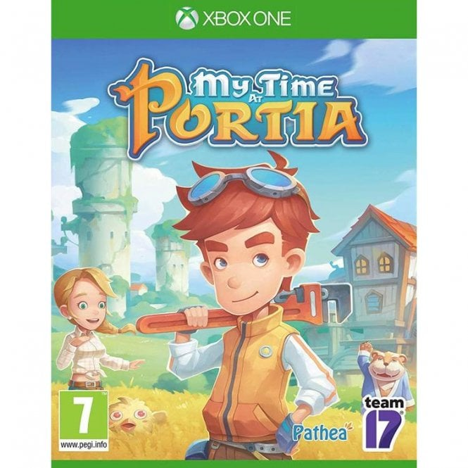 My Time at Portia Xbox
