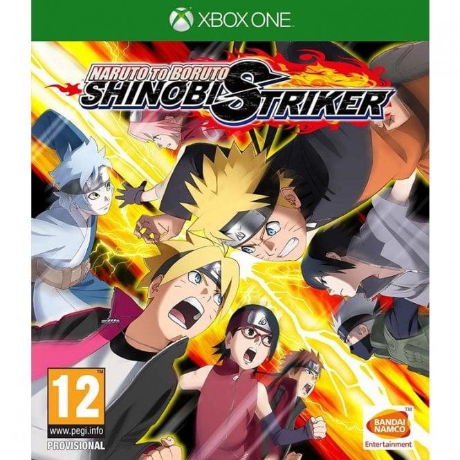 Naruto Boruto Shinobi Striker Collector's Edition Xbox