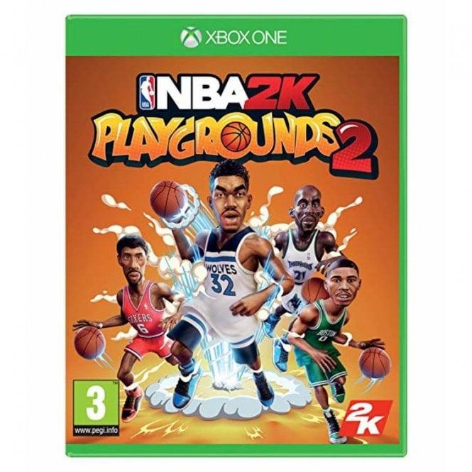 NBA 2K Playgrounds 2 Xbox