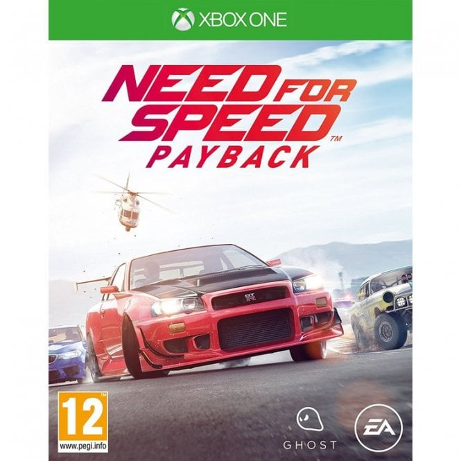 Need For Speed Payback Xbox