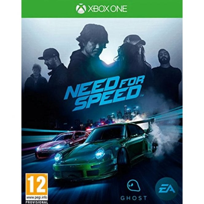 Need for Speed Xbox