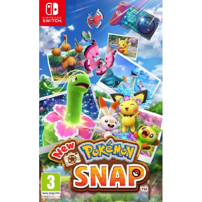 New Pokemon Snap Switch
