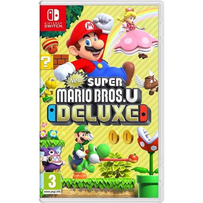 New Super Mario Bros. Ultimate Deluxe Switch