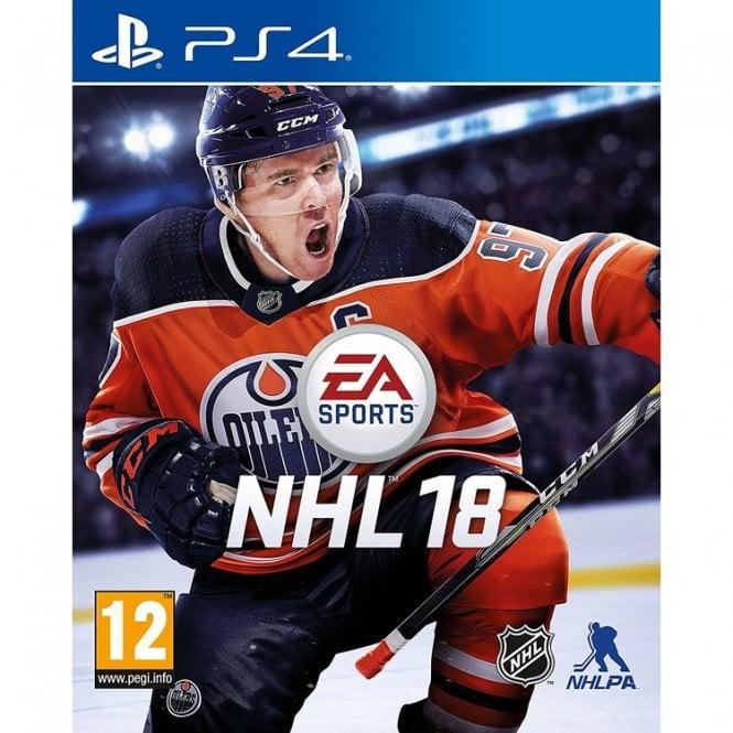 NHL 18 PS4